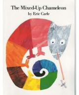 Bookworm Corner: The Mixed-Up Chameleon